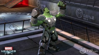 Marvel Heroes 2015 F2p3