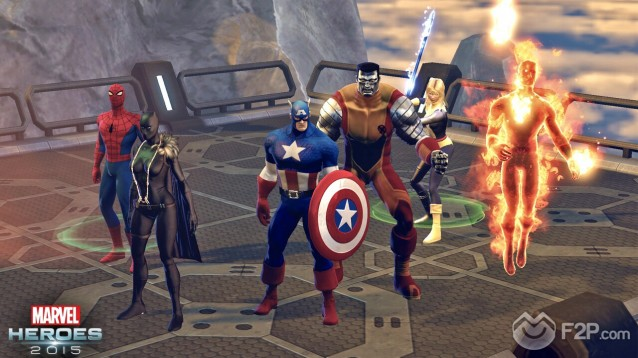 Marvel Heroes 2015 F2p7
