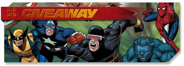 Marvel Heroes - Giveaway - EN