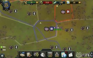Rising Generals screenshot 1