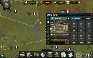 Rising Generals screenshot 2