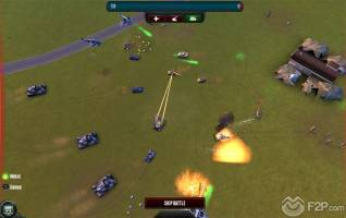 Rising Generals screenshot 4