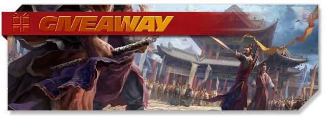 Swordsman - Giveaway - EN