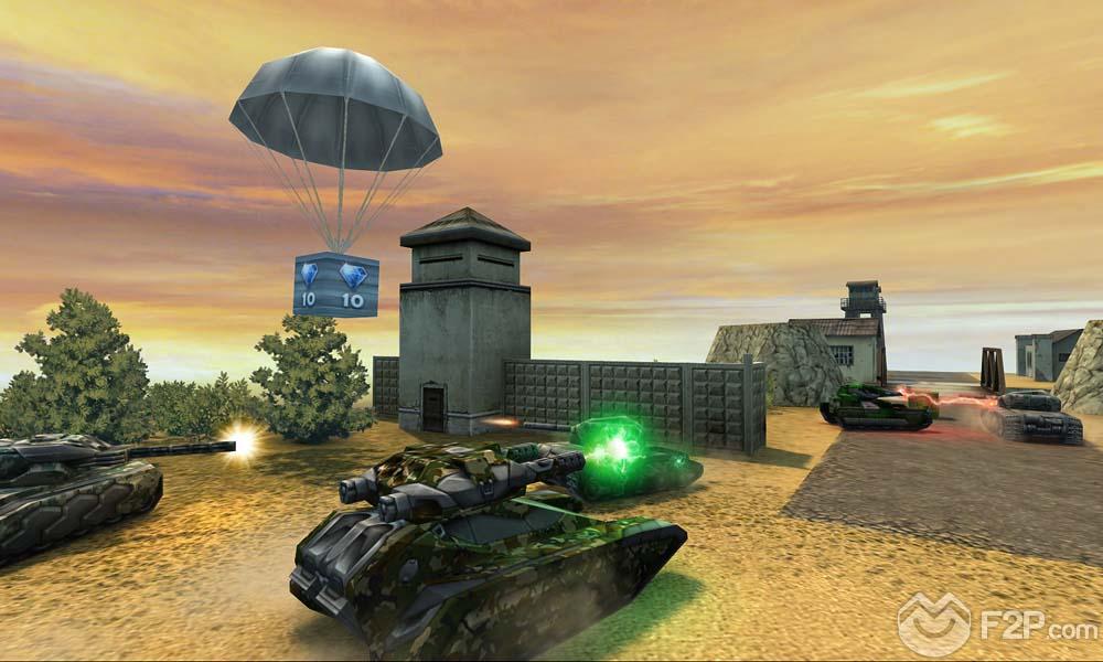 tanky online games