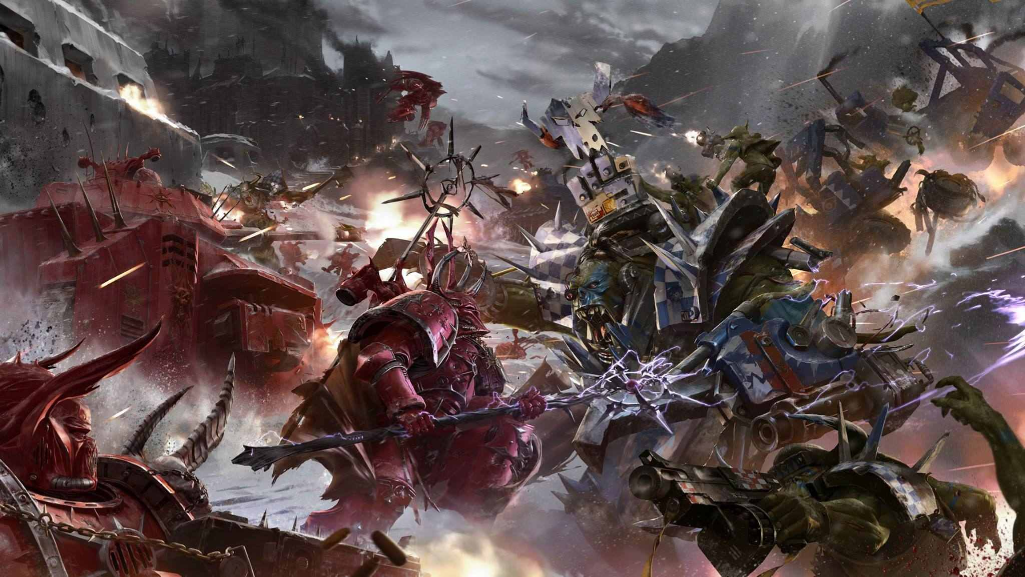 warhammer 40,000 eternal crusade wallpapers