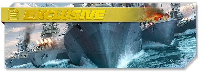 World of Warships - Exclusive - EN