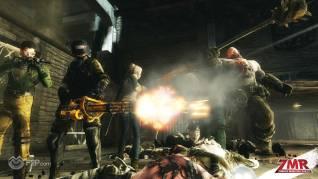 Zombies Monsters Robots - Hazard ops