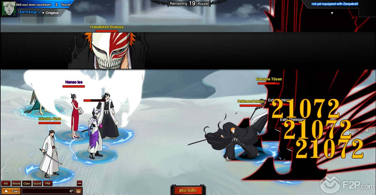 Bleach online animeq - f