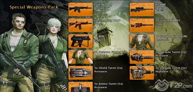 Hazard Ops - Special Weapons Pack - Image