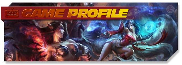 League of Legends Free to Play MOBA Game