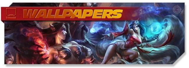 League of Legends - Wallpapers - EN