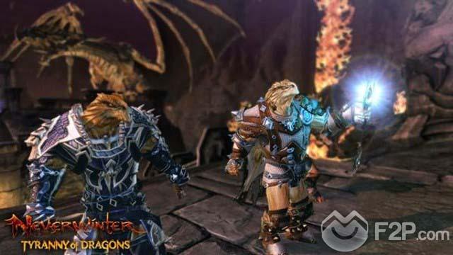 Neverwinter Dragonborn shot