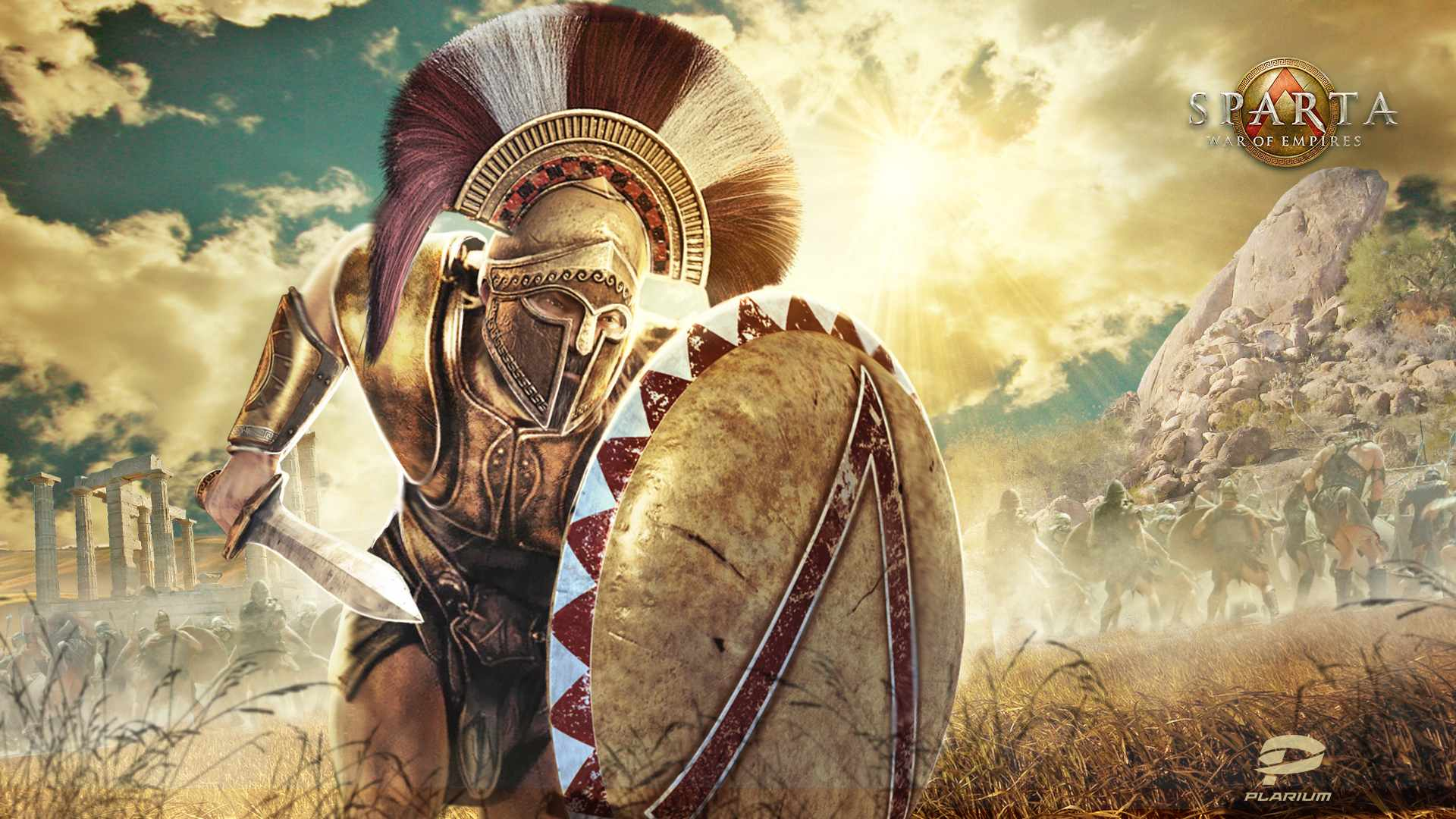 Sparta: War of Empires Wallpapers