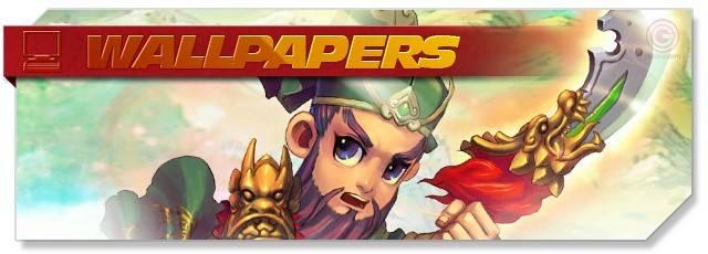 Warlord Saga - Wallpapers - EN