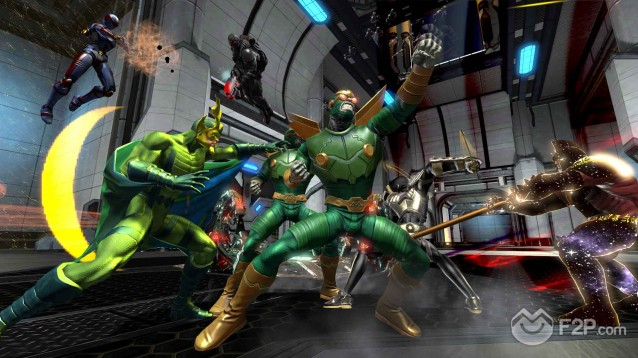 dcuo dlc 11 shot copy