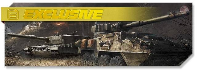 Armored Warfare - Exclusive - EN