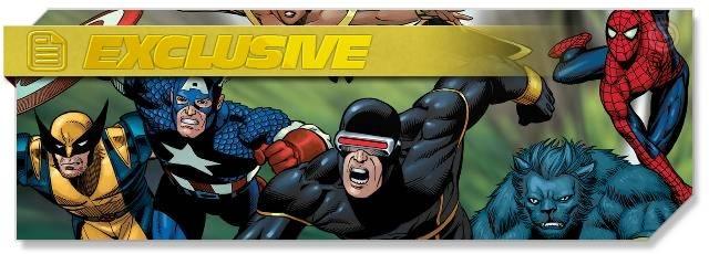 Marvel Heroes 2015 - Exclusive - EN