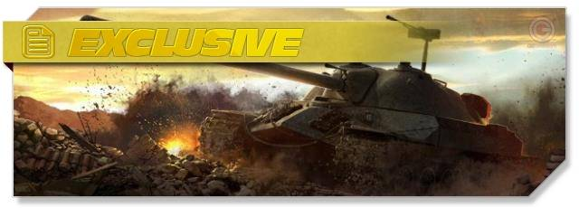 World of Tanks - Exclusive - EN