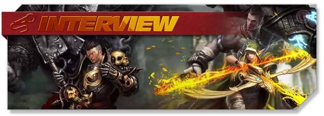 Chaos Heroes Online - Interview - EN