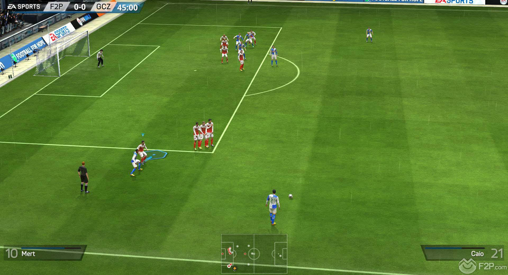 ea sports fifa world screenshots