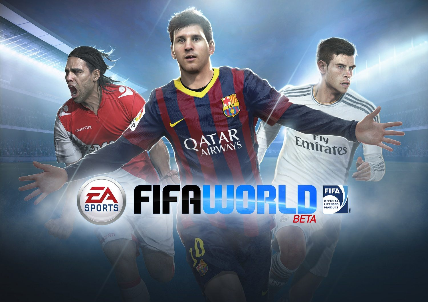 EA Sports FIFA World Gets A New Gameplay Engine