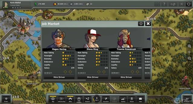 Truck Nation screenshot 1