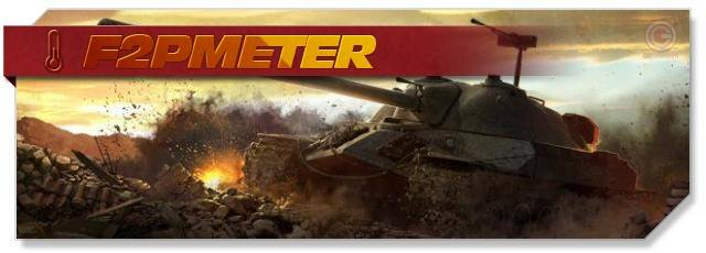 World of Tanks - F2Pmeter - EN