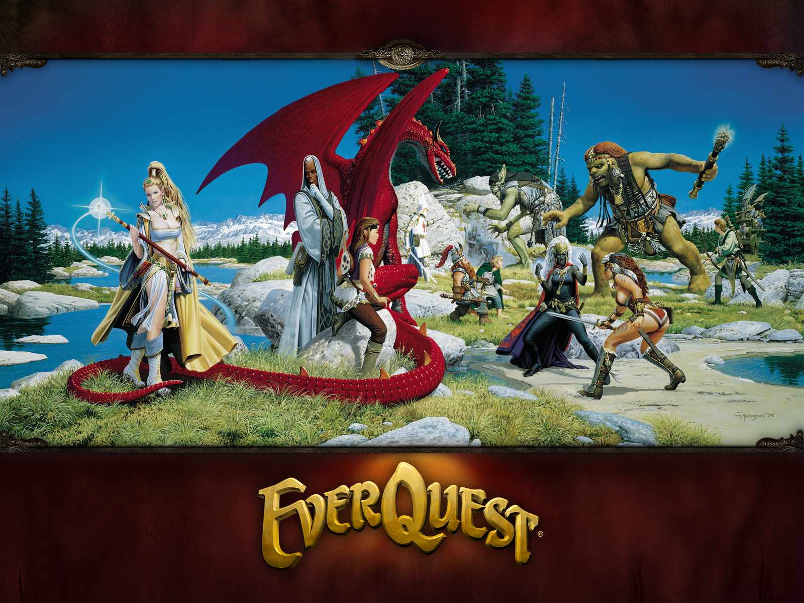 EverQuest Wallpapers