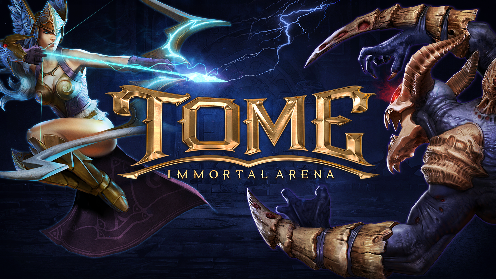 TOME Immortal Arena wallpaper 1