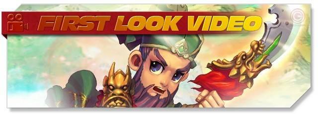 Warlord saga - First Look - EN