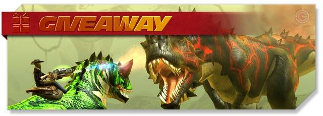 Dino Storm - Giveaway - EN