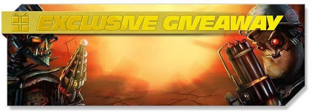 Guns and Robots - Giveaway - EN