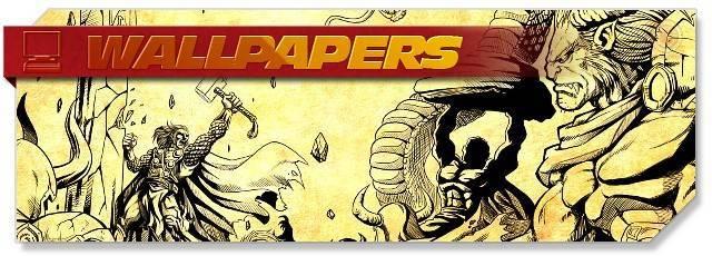 Heroes of the Banner - Wallpapers - EN
