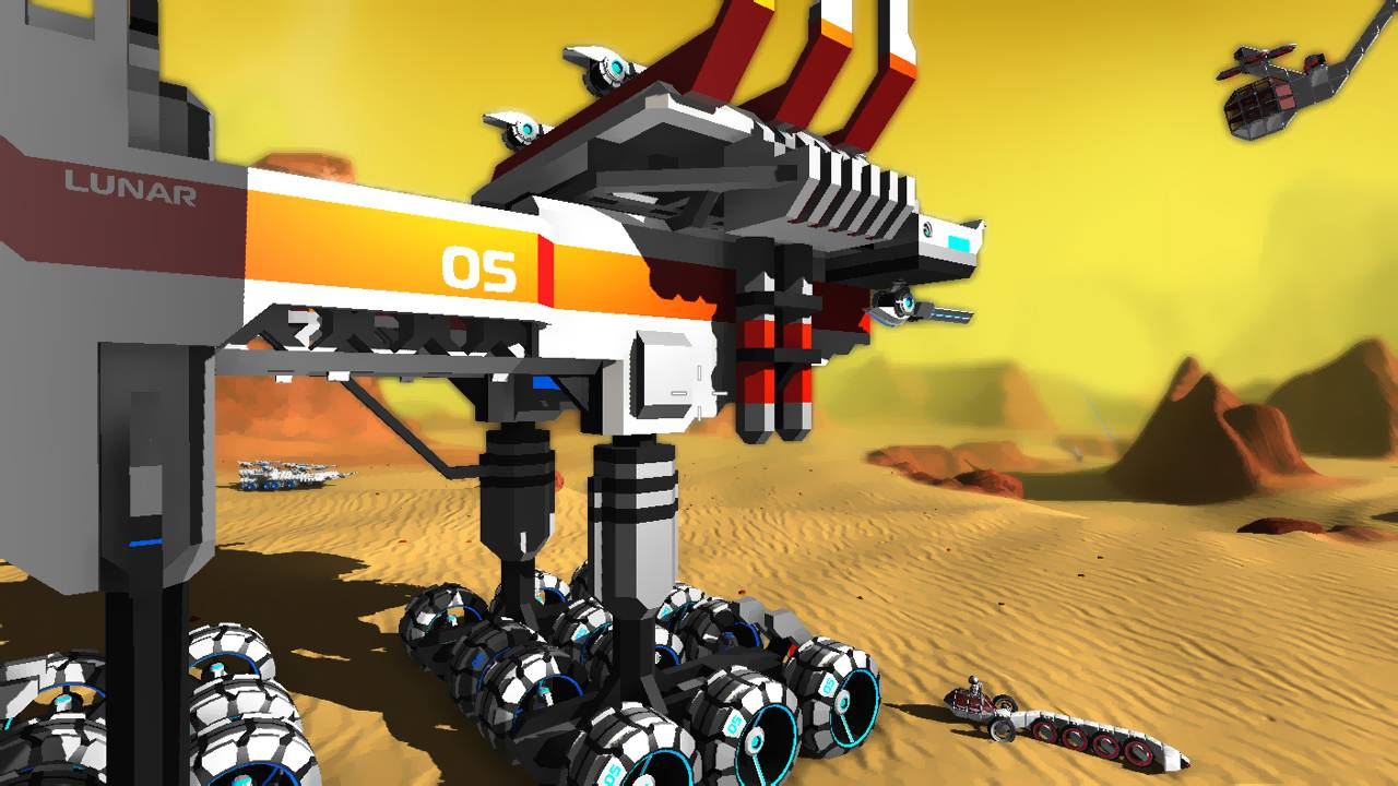Robocraft Wallpapers