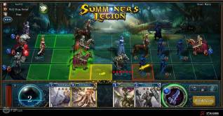 Summoner's Legion screenshot (1)
