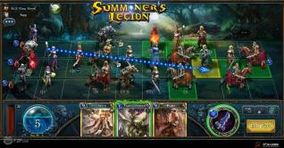 Summoner's Legion screenshot (3)