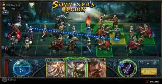 Summoner's Legion screenshot (3)