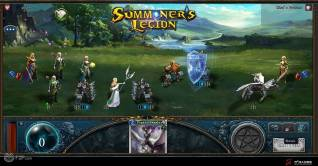 Summoner's Legion screenshot (9)