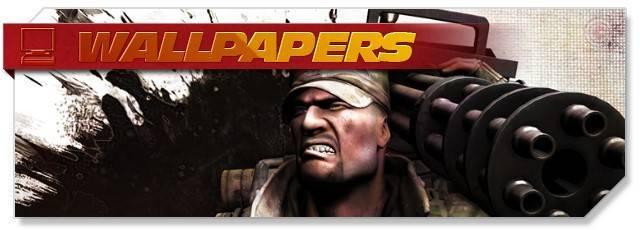 War Rock - Wallpapers - EN