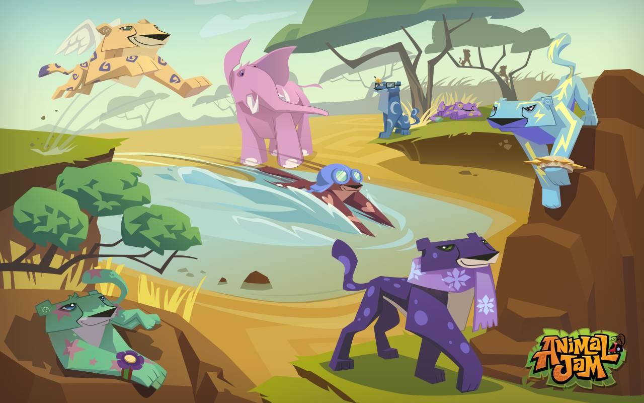 Animal Jam Wallpapers