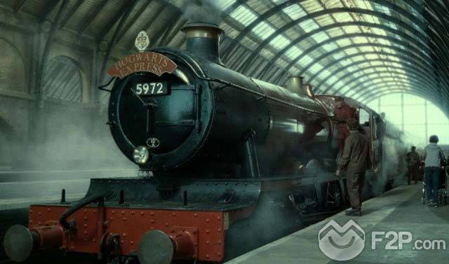 Harry Potter - shot 1