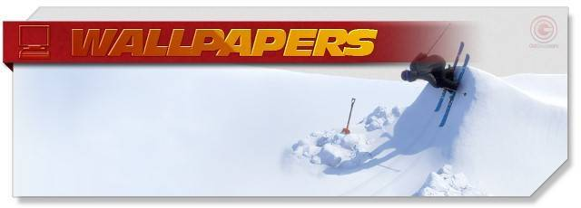 SNOW - logo - Wallpapers - EN
