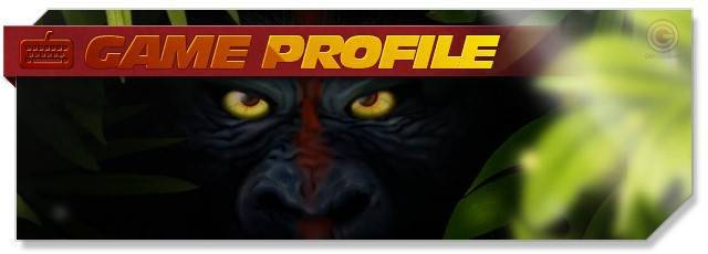 Jungle Wars - Game Profile headlogo - EN