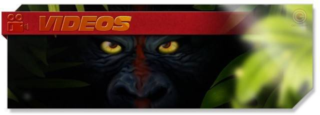 Jungle Wars - Videos headlogo - EN