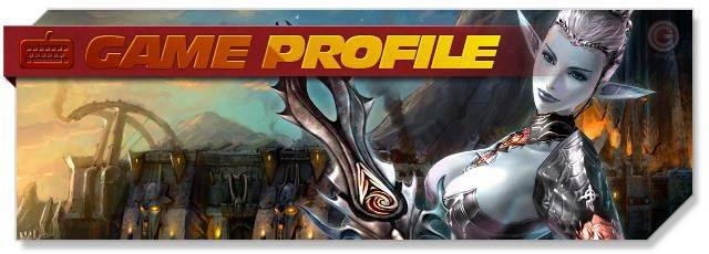 Lineage 2 - Game Profile headlogo - EN