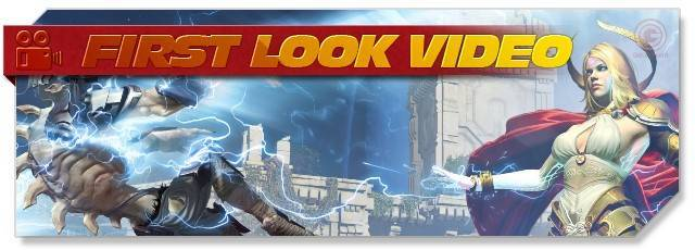 Skyforge - First look headlogo - EN