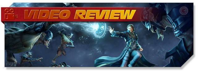 Skyforge - Video Review headlogo - EN