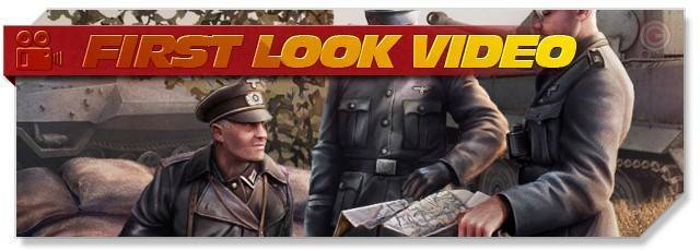 World of Tanks Generals - First Look headlogo - EN