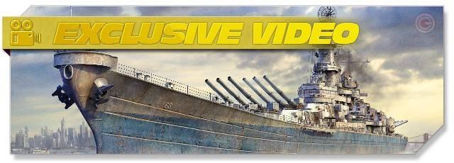 World of Warships - Video review headlogo - EN