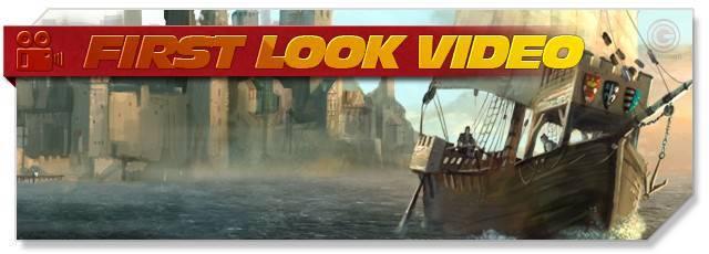 Anno Online - First Look headlogo - EN
